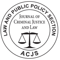 Journal of Criminal Justice and Law